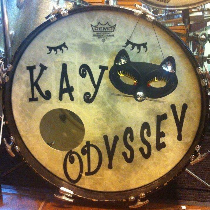 Kay 0dyssey Vajaja's bass drum