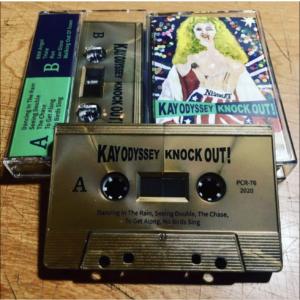 Kay Odyssey - Knockout! tape
